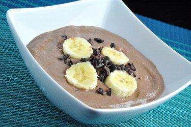 Mousse ricotta-chocolat