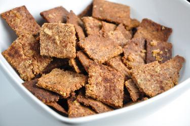 Céréales équilibrées à la cannelle (sans gluten)