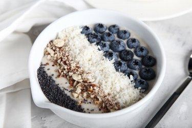Porridge petit-déjeuner rapide