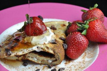 Pancakes protéinés faciles (sans gluten)