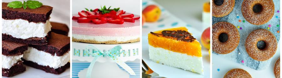 Recettes de desserts pauvres en calories pour perdre du poids