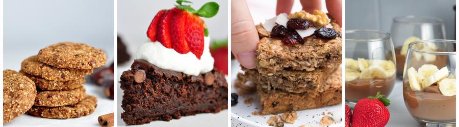 Recettes de desserts sans oeufs