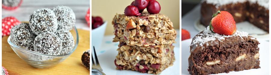 Recettes de desserts santé riches en fibres