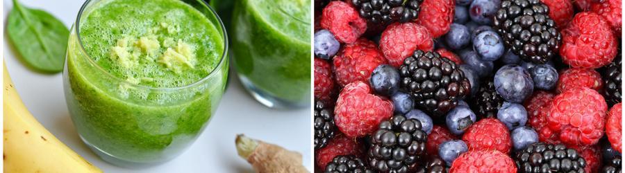 Recettes de boissons et de smoothies pauvres en glucides