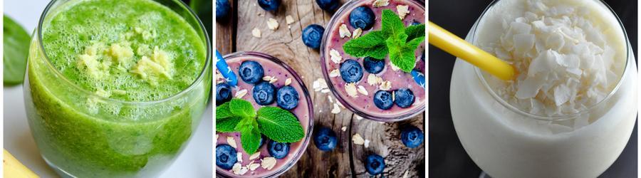 Recettes de smoothies et boissons sans produits laitiers