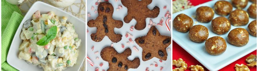 Recettes de fêtes et de Noël riches en protéines
