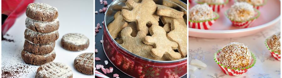 Recettes de Noël et de fêtes sans oeufs