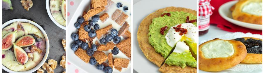 Recettes de petit-déjeuners sains