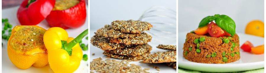 Recettes au quinoa pauvres en glucides
