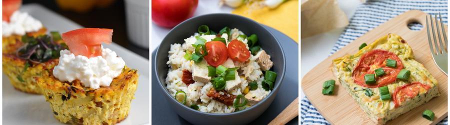 Recettes de tofu riches en protéines