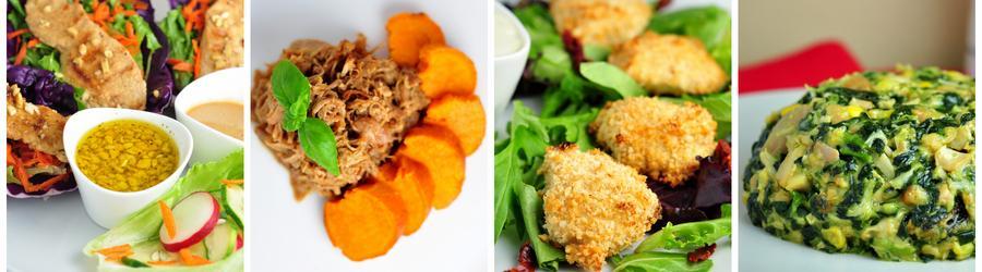 Recettes saines et simples à base de poulet