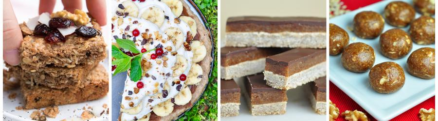 Recettes saines & simples à base de beurre de cacahuètes