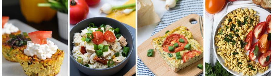 Recettes santé de tofu - faciles et rapides