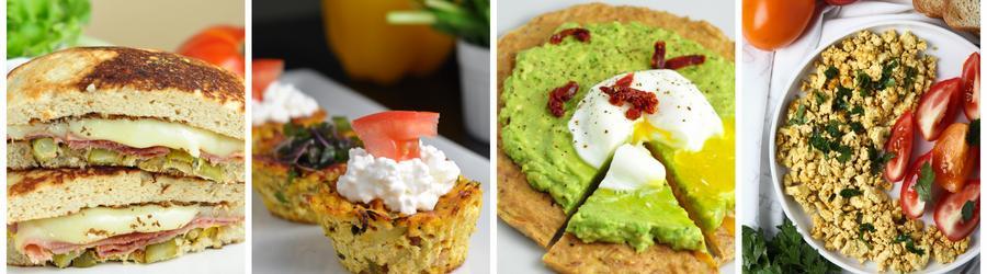 Recettes de petits-déjeuners faibles en calories pour perdre du poids