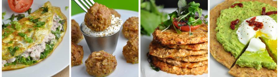 Recettes de petits-déjeuners santé au thon