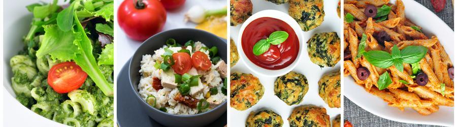Recettes végétariennes (sans viande)